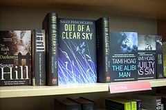Out of a Clear Sky in Foyles